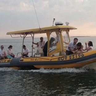 Rallye sur l'eau