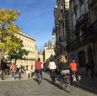 Rallye vélo Bordeaux