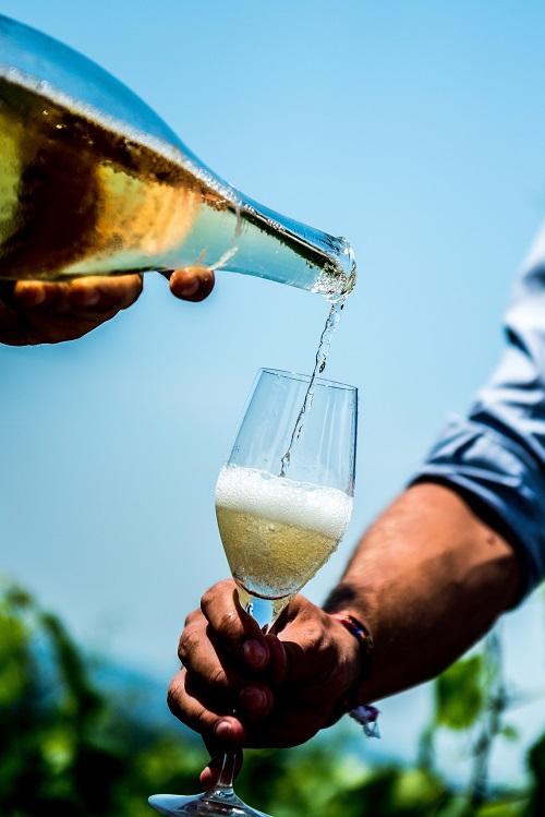 A la française - Champagne