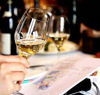 Champagne tasting workshop